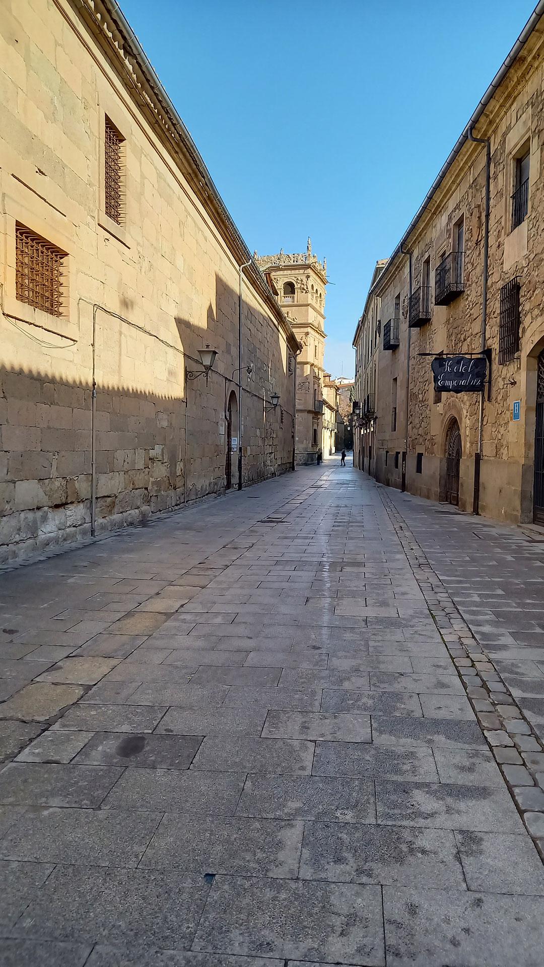 Calle La Compañía