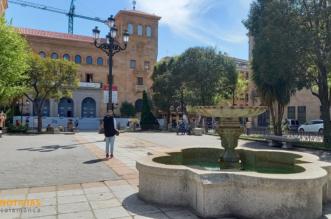 Plaza de Los Bandos - Salamanca