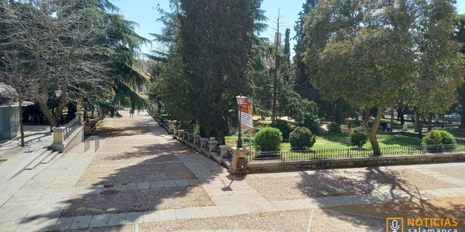 Parque de San Francisco - Salamanca