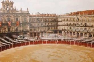 Plaza Mayor de Salamanca - Plaza de Toros