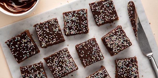 Brownies finlandeses