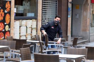 Cierre de Hostelería de Salamanca