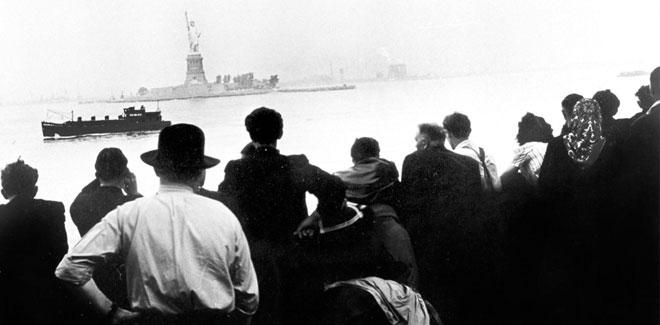 Emigrantes en Estados Unidos