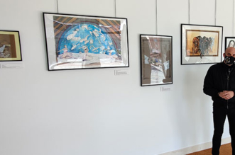 Exposición de Rosa Hernández