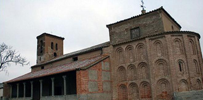 Iglesia de Gajates