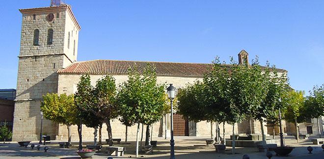 Iglesia de Macotera