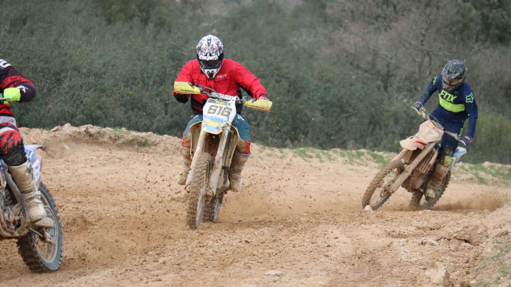 Mx Vital Motocross Park Salamanca
