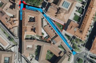 Obras Calle Juan de la Fuente Salamanca
