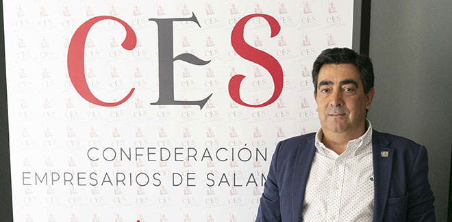 Presidente de CES Salamanca