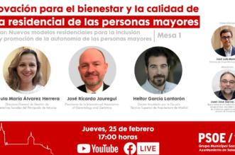 PSOE Salamanca charla online