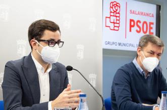 José Luis Mateos - PSOE Salamanca