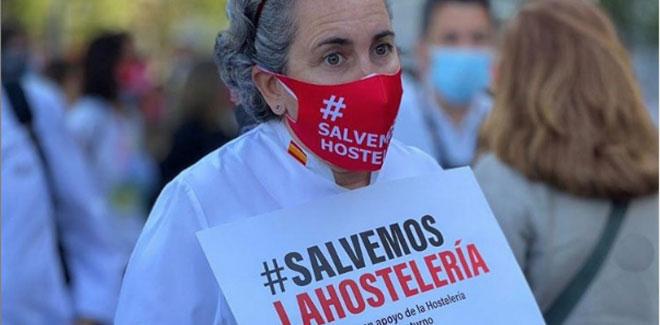 Salvar hostelería Salamanca