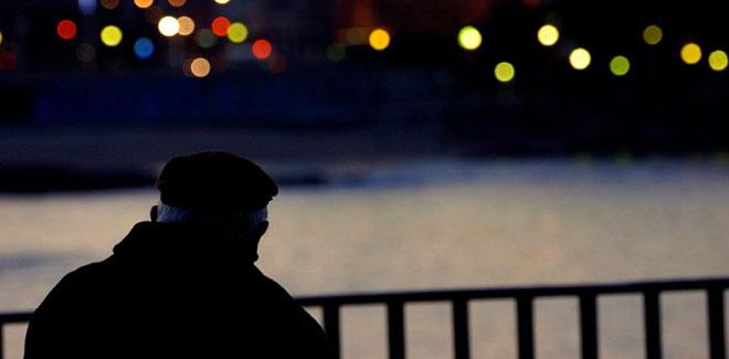 La soledad de la Navidad