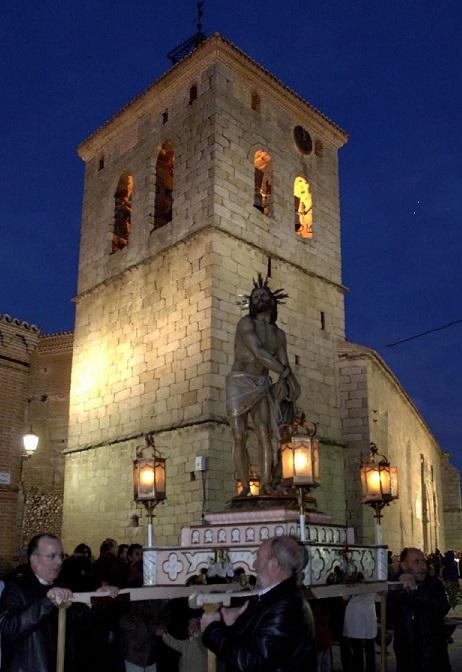 Semana Santa en Macotera