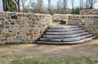 Noria Parque fluvial de Salamanca