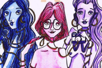 Arte en femenino - Salamanca