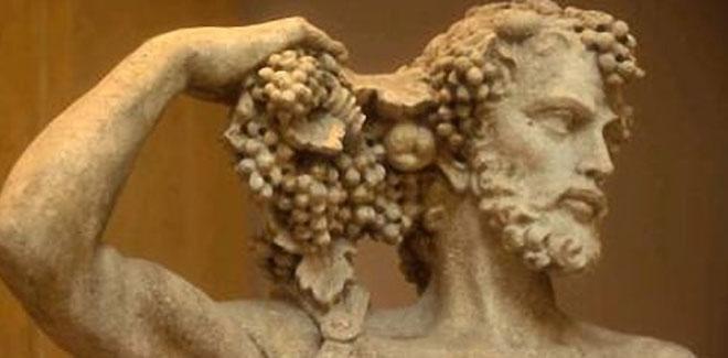 Baco dios del vino - Macotera
