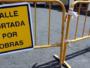 Cortes de tráfico por obras