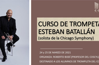 Curso de trompeta Salamanca