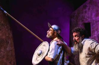 Don Quijote en Teatro Liceo