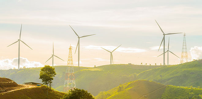 Energias renovables en Salamanca