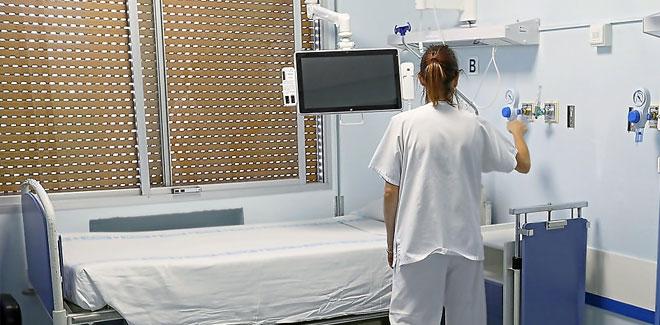 Enfermeras SACYL Salamanca