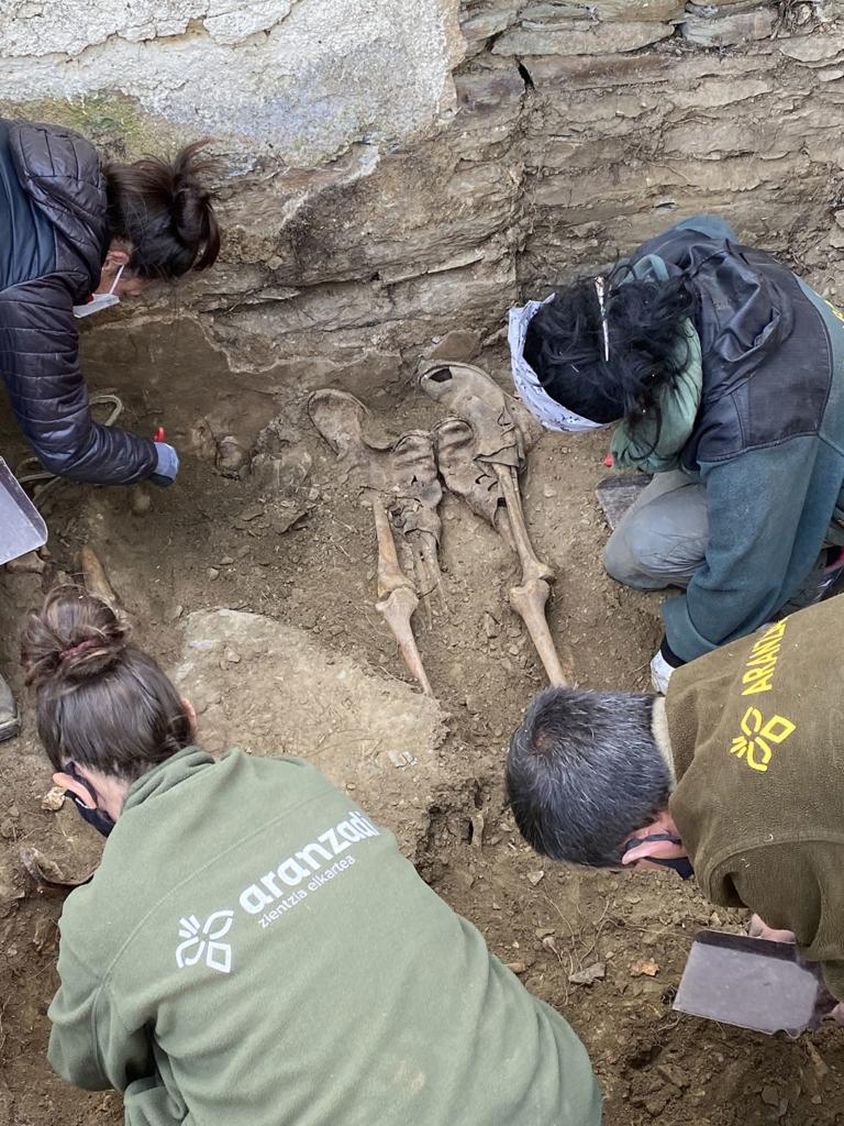 Exhumaciones en Salamanca