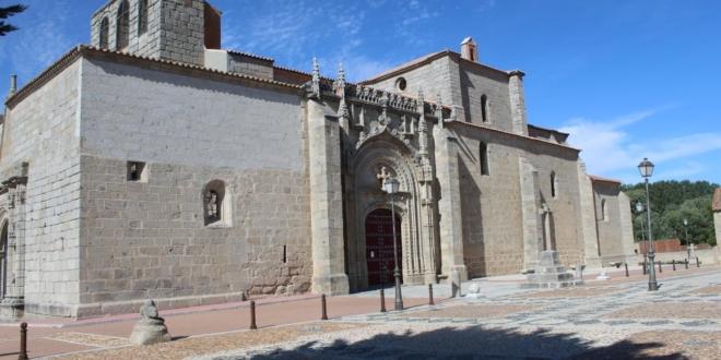 Iglesia de Santiago de la Puebla