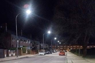 Iluminación calles de Salamanca