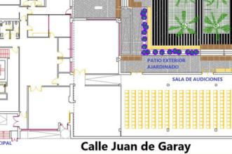 Nuevo auditorio Salamanca