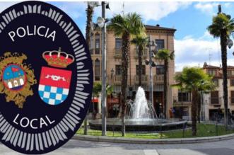 Policia Local - Alba de Tormes
