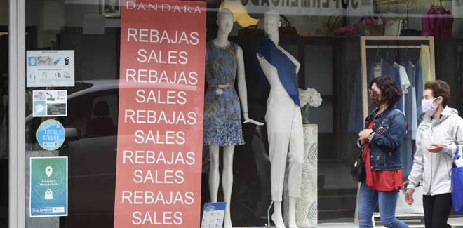 Comercio local - Rebajas