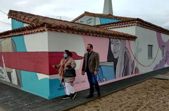 Arte urbano en Santa Marta