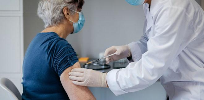 Vacunación de Mayores en Salamanca