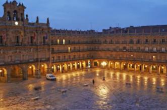 Video timelapse de Salamanca