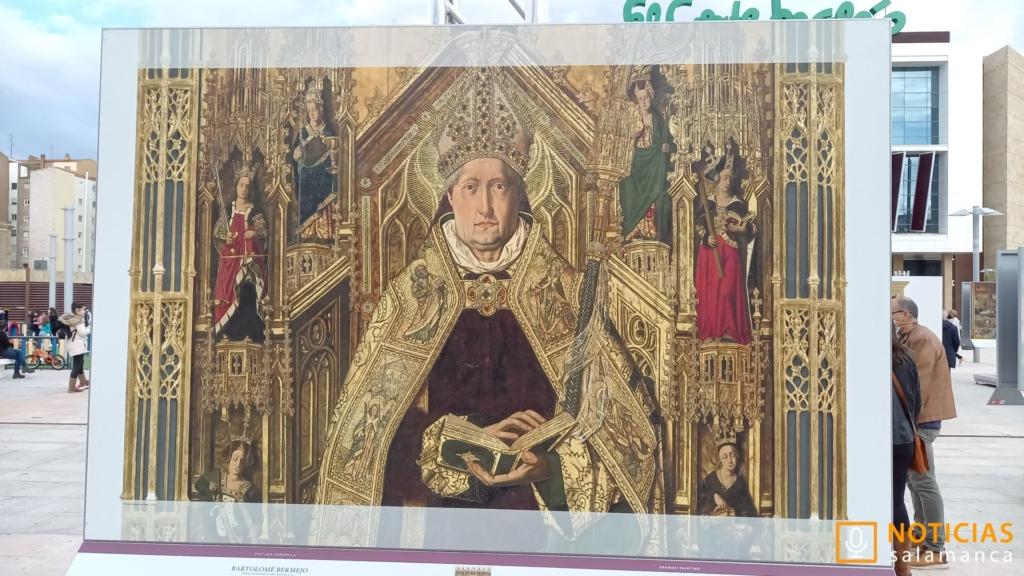 El Musel del Prado en Salamanca