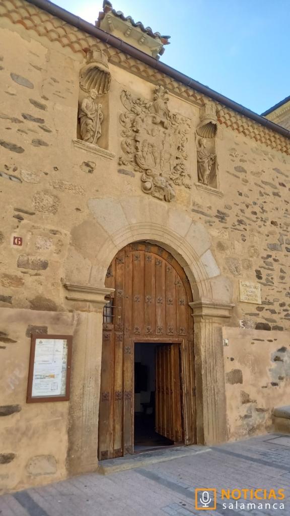 Alba de Tormes - Monasterio Madres Carmelitas Descalzas