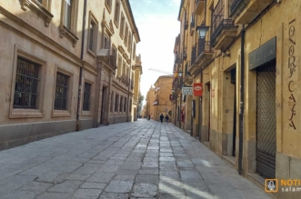 Calle Libreros - Salamanca