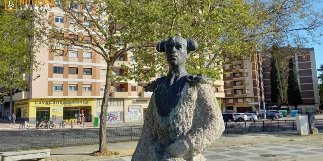 Escultura José Falcón
