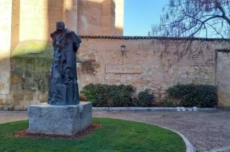 Escultura a Miguel de Unamuno