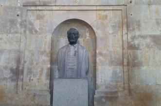 Escultura de Miguel de Unamuno