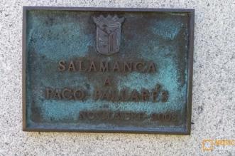 Escultura Paco Pallarés