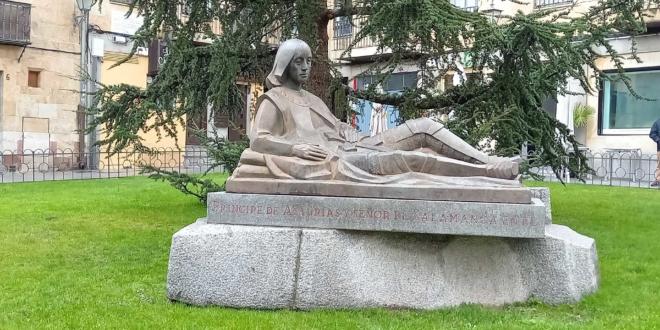 Don Juan, Príncipe de Asturias