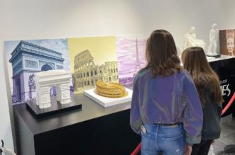 Exposición Impresión 3D Salamanca