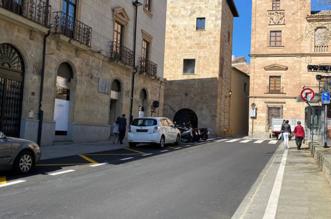 Calle Juan de la Fuente - Salamanca