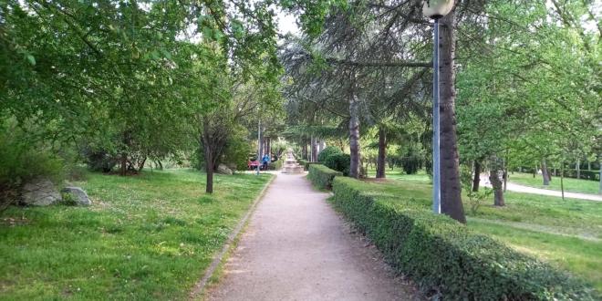 Parque de los Jesuitas - Salamanca