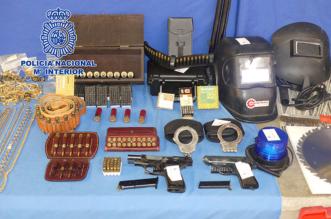 Operación Policía Nacional Salamanca