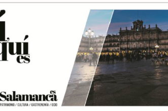 Salamanca, sí, aquí es