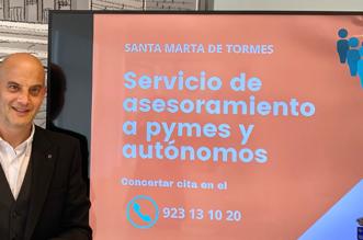 Ayuda Pymes en Santa Marta de Tormes