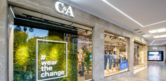 Tienda C&A en Salamanca